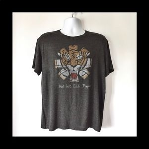 John Varvatos Red Hot Chili Peppers band rock t